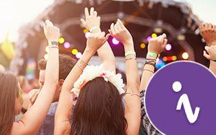 Gehoorbescherming zonder gedoe voor een festival zonder zorgen