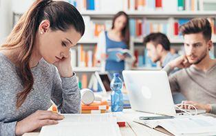 Heb jij binnenkort examens? Hervind je focus dankzij omega 3!