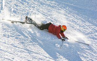 Vertrekken op wintersport? Pas op voor blessures!