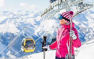 Verkoudheid of griep tijdens je skivakantie? Liever niet!
