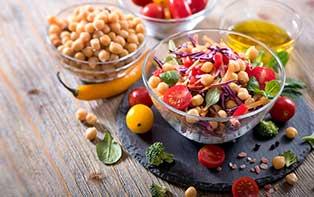 Ben jij vegetariër of veganist? Let op voor vitamine- of mineralentekorten!