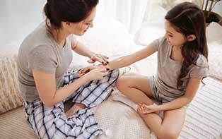 Schaafwonden, kloven of een dermatologische ingreep? De ideale huidverzorging dankzij A-Derma!