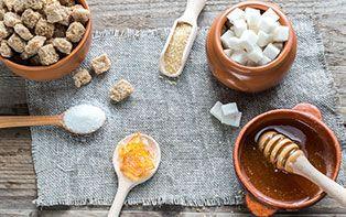 De voor- en nadelen van suiker, stevia en tagatose