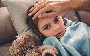 Tips van je online apotheker als je kind koorts heeft
