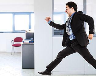 Blijf fit… Ook aan je bureau!
