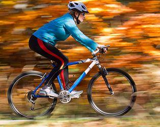 Zo komt een mountainbiker de herfst door