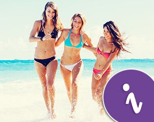 Een zomer zonder cellulitis? Pak nu je borsten, buik en billen aan!