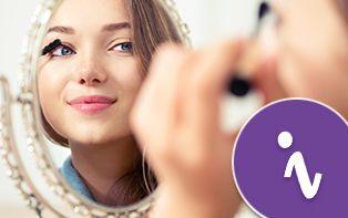 Dit soort make-up is mild voor de gevoelige huid