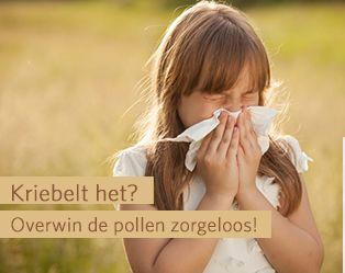 Alles wat je moet weten over hooikoorts en pollen