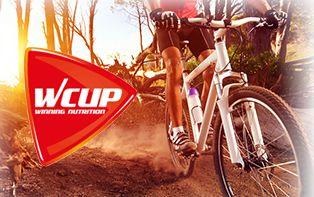 Ga tot het uiterste dankzij de sportvoeding en sportdrank van WCUP